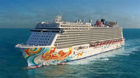 Norwegian Cruise Line's 2018 and 2019 cruise schedule