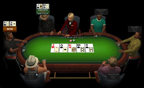 Poker Game - Page 7 of 12 - Chilled Poker