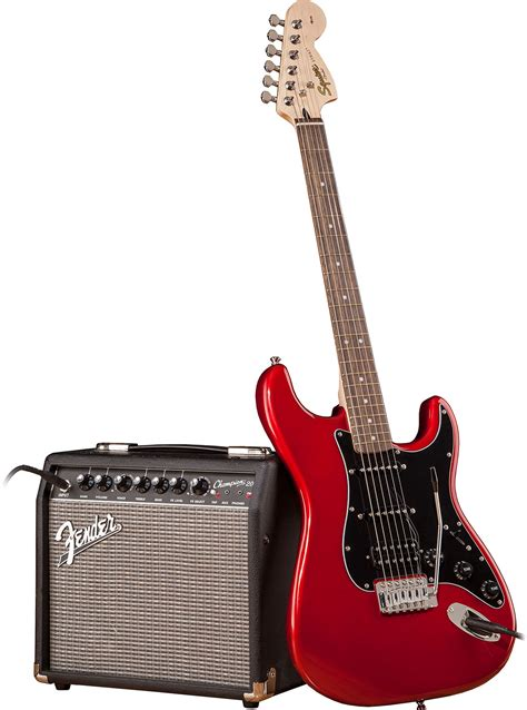 Squier Affinity Stratocaster HSS Pack Champion 20 Candy