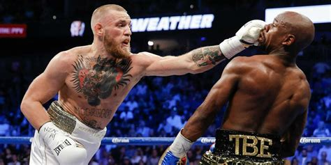 Conor McGregor Challenges 50 Cent to a Fight Because of
