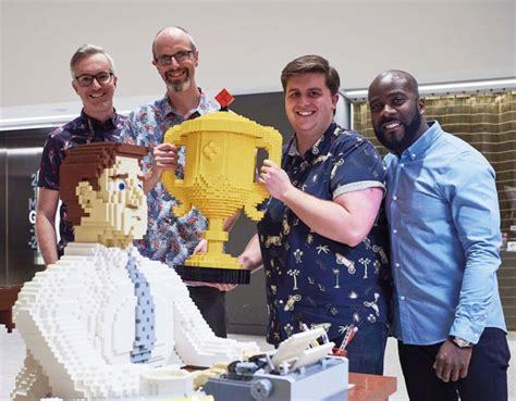 Who won Lego Masters on Channel 4? Presenter Melvin Odoom