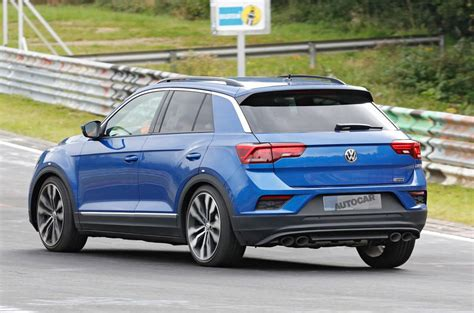 Volkswagen T-Roc R: First official image released of