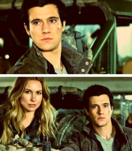 Falling Skies images Hal and Maggie