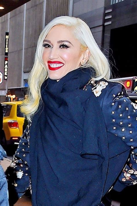 Gwen Stefani wears Tight Jeans & Long Boots at Today Show