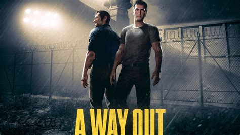 A Way Out 2018 Game 4K Wallpapers   HD Wallpapers   ID #20542