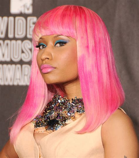Celebrities who have experimented with pink hair - Photo 6