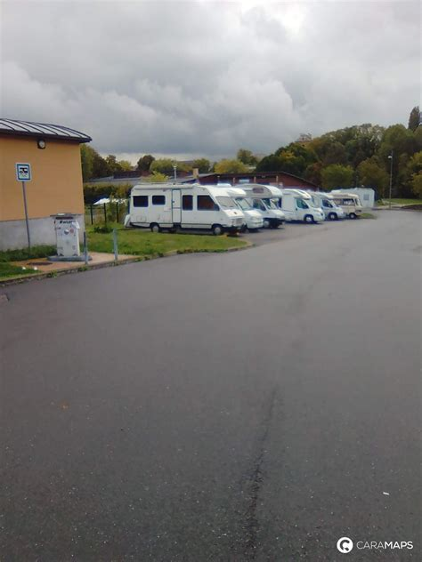 Discover Parking Charleville-Mézieres, a step by CaraMaps