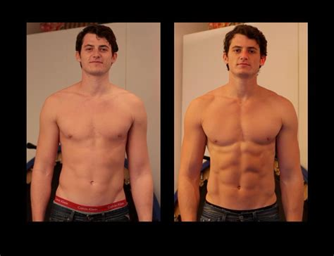 Before and After Fitness