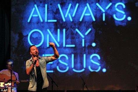 Meet New York's punk pastor: Holy man has shaved head and