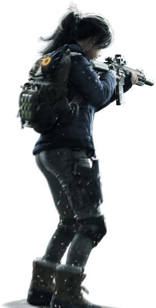 Tom Clancy's The Division render
