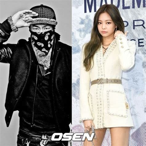[BREAKING] BLACKPINK's Jenny and YG Producer Teddy