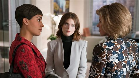 'The Good Fight' Season 2 Eviscerates Trump—And Searches