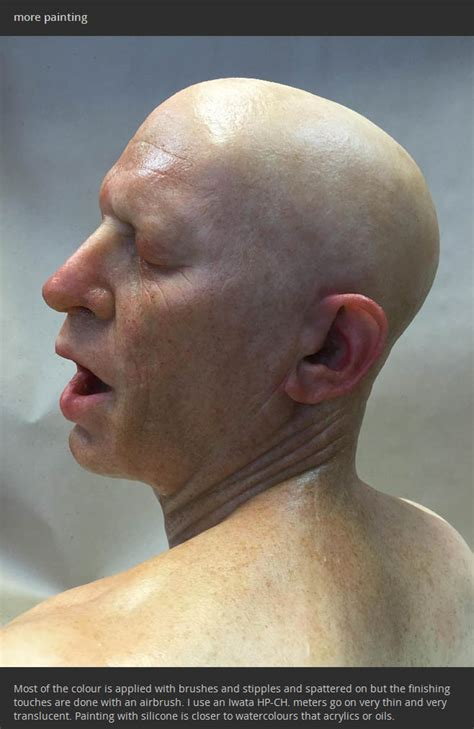 How To Make A Realistic Looking Dead Body From Scratch (15