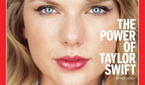Taylor Swift's 'Time' & 'Businessweek' Cover Photos Are