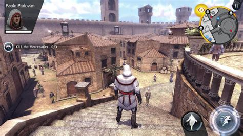 Assassin's Creed Identity is a Mobile RPG Set in Italy