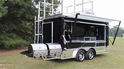 Electric Awning - Ready-2-Roll-Trailers