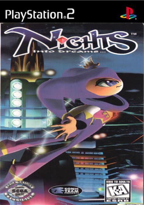 NiGHTS into Dreams heading to the PS2 next year – TechCrunch