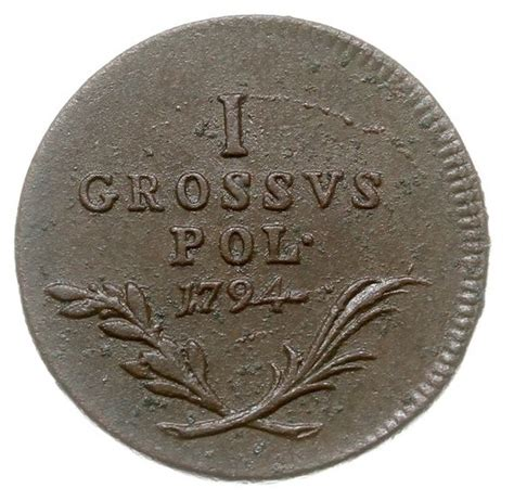 1 Grossus - Franz II (Coin for the Imperial Austrian Army