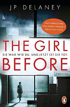 The Girl Before - Krimi-Couch