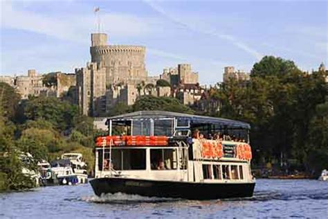 French Brothers Boat Trips - Windsor 40 minute round trip
