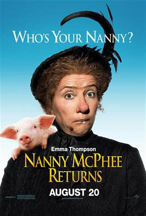 Nanny McPhee Returns   On DVD   Movie Synopsis and info