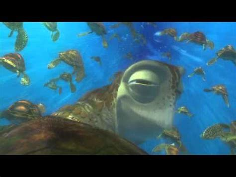 FINDING NEMO 3D - Exit Buddy (clip) - YouTube