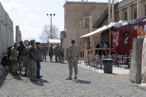DVIDS - News - First fast-food vendor reopens in Afghanistan