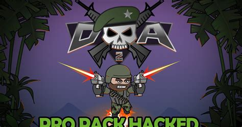 Purchase Pro Pack for free - Mini Militia in Android - APK MOD