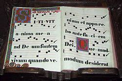 early music notation