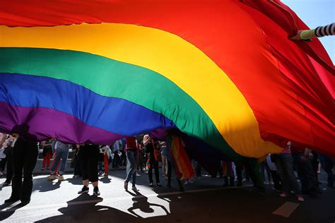 Gay rights: California becomes first state in the US to