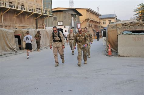 DVIDS - Images - Army 10-Miler Shadow Run at Camp Eggers