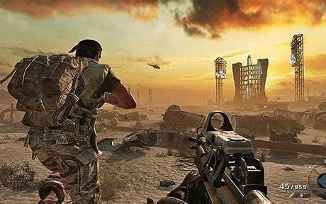 Call Of Duty: Black Ops video game review - Telegraph