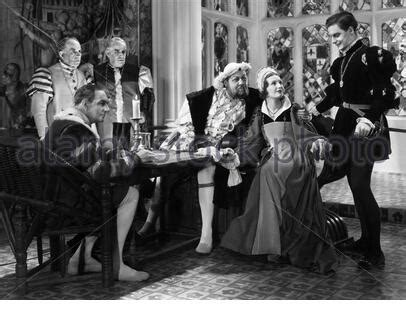 CHARLES LAUGHTON BINNIE BARNES THE PRIVATE LIFE OF HENRY
