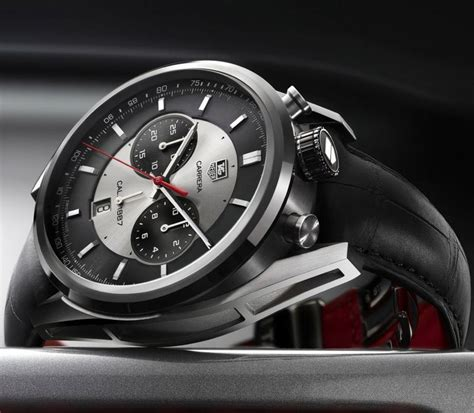 SIHH 2013 Review – TAG Heuer Revealed Ultra-Light Carrera