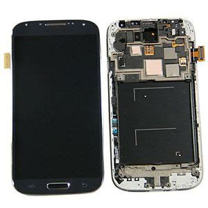 Black LCD Display Touch Screen Digitizer Frame For Samsung