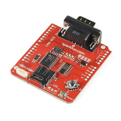 OpenHacks   Open Source Hardware   Productos   Can bus shield