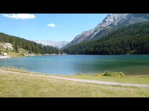The summer wonders of Banff: Nature's beauty is one scenic