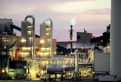 Coal gasification plant - CBP Engineering Corp
