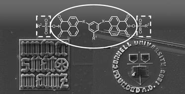 Non-ionic photo-acid generators for applications in two