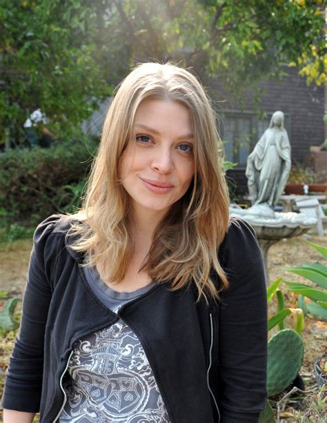 Really Busy People: Amber Benson - Downtown Magazine