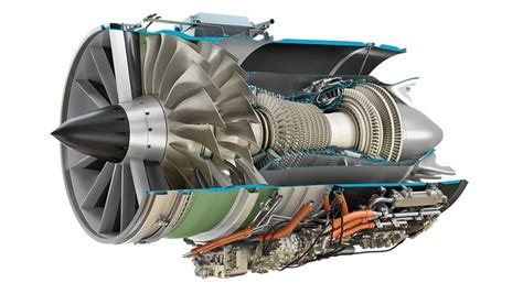Supersonic Jet Engine Designed By GE For First Business