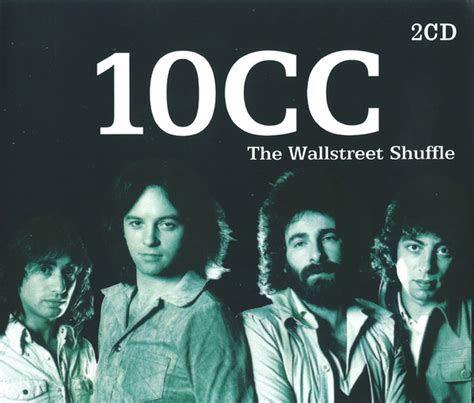 10cc - The Wall Street Shuffle (CD, Compilation, Stereo