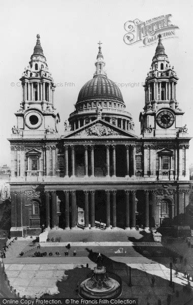 Photo of London, St Paul's Cathedral c