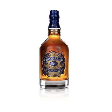 Chivas Regal 18 Jahre Blended Scotch Whisky in   real