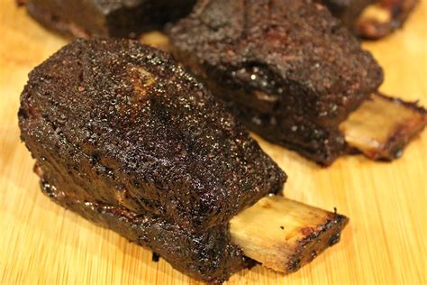 Beef Ribs   Adrenaline Barbecue Company