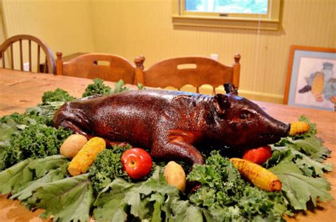 Perfect for the Holidays: Suckling Pig - Barbecuebible