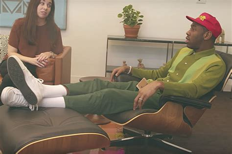 Watch Tyler, The Creator Make His Own $4,000 Eames Chair - XXL