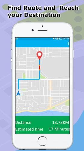 3D GPS Maps & Navigation with Route Directions for Android