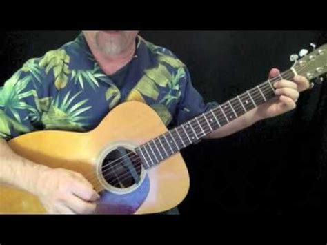 Key to the Highway - Guitar Lesson by Toby Walker (With