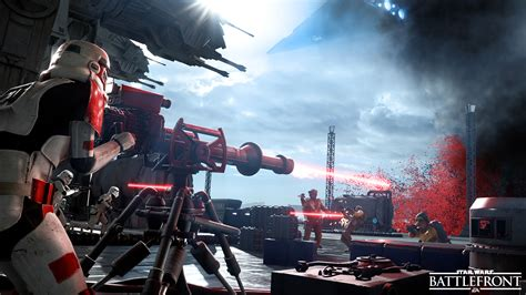 Star Wars Battlefront Pulse Cannon Wallpapers | HD